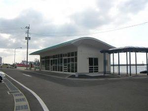 H22年度 大島インフォメーション(待合所)建設工事