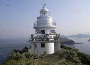 平成22年度 尾上島灯台改良改修工事